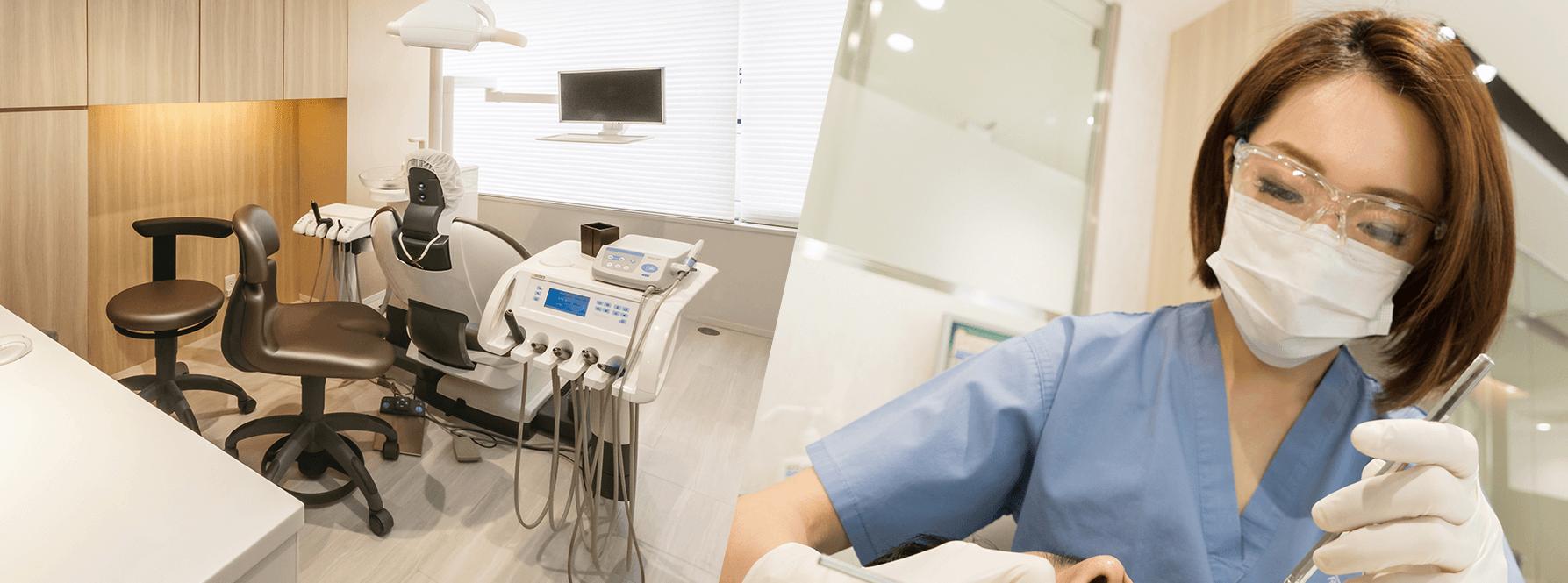 3Dデジタル技術を駆使することにとって、患者様の負担を減らしより安全な治療を行います。