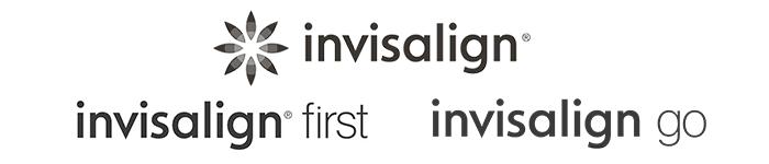 「インビザライン・コンプリヘンシブ」「インビザライン・ライト」「インビザライン・エクスプレス」「インビザライン・ファースト」